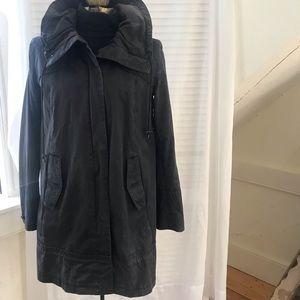 Cole Haan Rain Coat